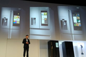 Konektivitas pintar senjata Samsung pada pasar non-ponsel