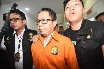Mantan Plt Ketum PSSI Joko Driyono Ditahan