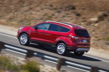 Ford rilis Escape generasi terbaru bulan depan