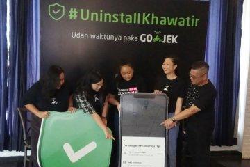 "GoJek-Hollaback gagas gerakan antikekerasan seksual di ""ride-hailing"""
