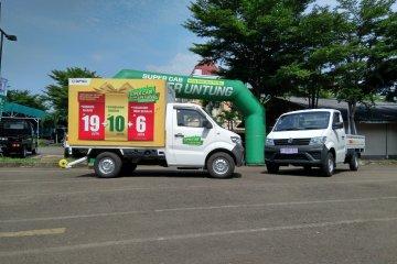 DFSK berikan promo Super Cab untuk UMKM Bekasi