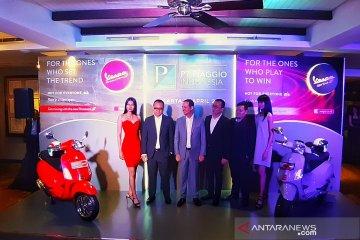 Piaggio Indonesia meluncurkan dua produk yang disegarkan