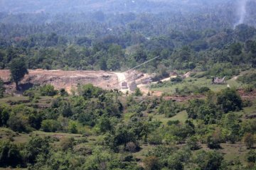 Pembangunan Tol Dalam Hutan Produksi Konversi