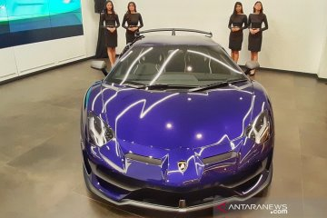 Lamborghini Aventador SVJ siap mengaspal di Indonesia