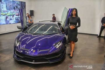 Spesifikasi Lamborghini Aventador SVJ