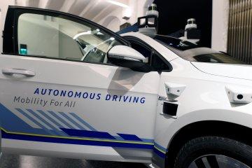 Tiga raksasa otomotif bentuk konsorsium keselamatan swakemudi