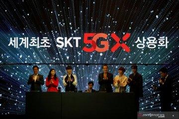 Peluncuran Perdana Penggunaan Jaringan 5G di Seoul