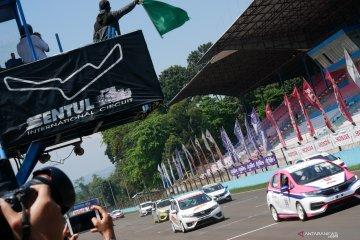 Honda Jazz-Brio Speed Challenge kembali panaskan aspal sirkuit Sentul