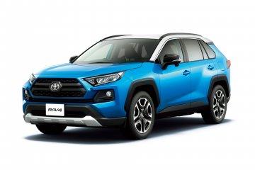 Toyota luncurkan RAV4 generasi baru