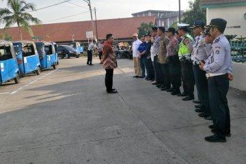 Lima pangkalan Bajaj di Jakarta Utara diresmikan