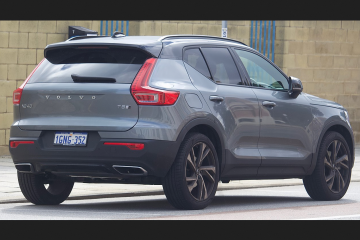 Volvo mulai produksi XC40 di China