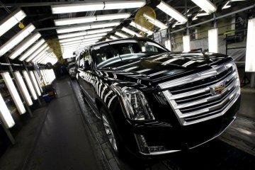 Cadillac tumbuh kian menguat di China