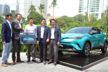 Toyota CH-R Hybrid dipatok laku 40 unit tiap bulan