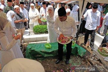 Pemakaman Bupati Asahan