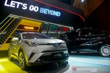 Toyota tonjolkan teknologi hybrid dalam IIMS 2019