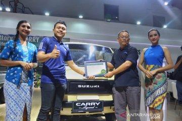 """Suzuki ST20 """"Lutfy"""" dari Garut juara Kontes Legenda Carry"""