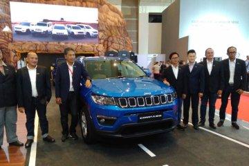 Hascar bidik penjualan 100 unit Jeep Wrangler dan Compass