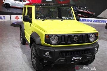 Suzuki buka pemesanan Jimny dalam IIMS 2019