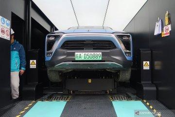 Asia dominasi produksi baterai mobil listrik global