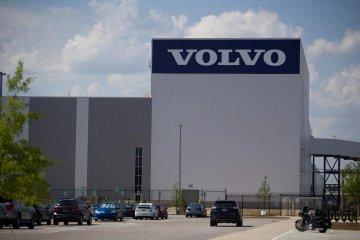 Penjualan Volvo tumbuh 7,4 persen pada April