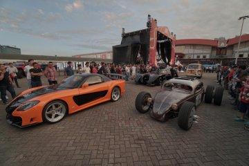 Parade mobil ikonik hingga Agnez Mo di IIMS akhir pekan