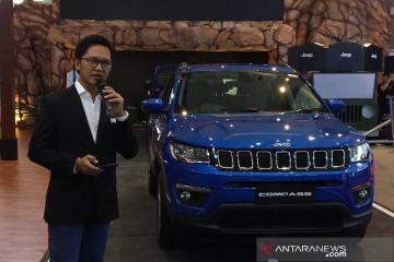 Jeep jual 72 unit mobil selama IIMS, nilai transaksi Rp95 miliar