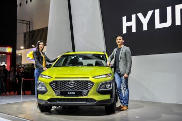 Hyundai siapkan peluncuran Kona listrik dan New Grand i10 di India