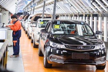 Geely buka pusat riset mobil listrik mewah di Jerman