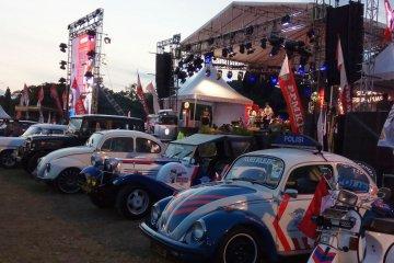 Pameran mobil dan motor klasik di Bali sabet MURI