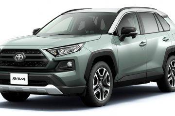 Toyota rilis RAV4 di Korea Selatan guna penuhi permintaan pasar