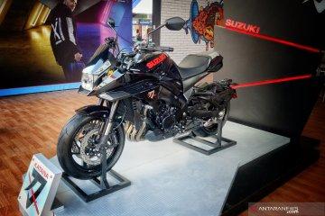 Suzuki pamerkan sport bike Katana pada PRJ