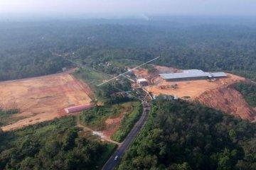 Jalur mudik lintas timur Sumatera di kawasan Muarojambi