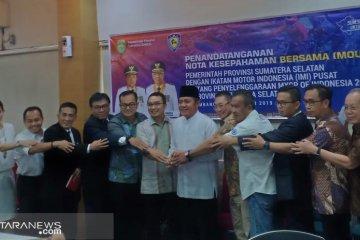 Kota Palembang dipastikan tuan rumah MXGP 2019