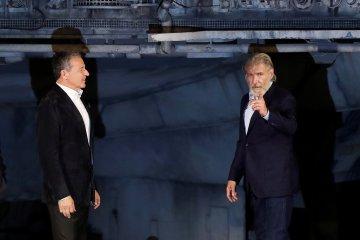 """Harrison Ford ingin rekan aktor di """"Star Wars"""" dipecat"""