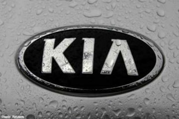 Kia ungkap penampakan sedan K7 baru sebelum diluncurkan