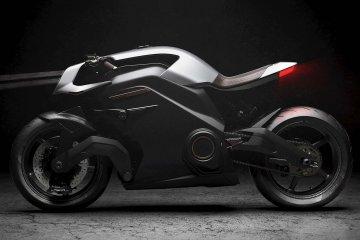 Sepeda listrik Arc's mirip motor bisa dipesan