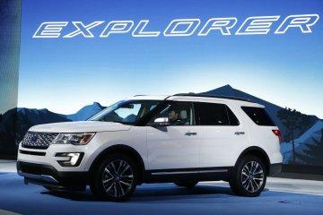 "Ford ""recall"" 1,3 juta kendaraan,  terbanyak SUV Explorer"
