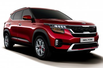 Kia Seltos hadir perdana di India, hadirkan tiga opsi mesin-transmisi