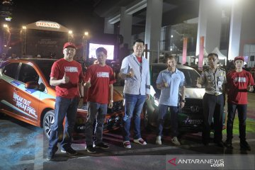 Honda tantang pemilik All New Brio berslalom