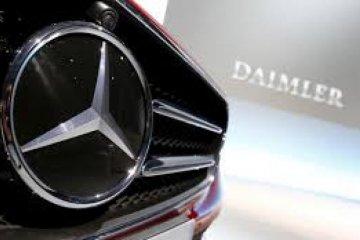 Buntut dieselgate, Daimler siap selesaikan gugatan konsumen AS