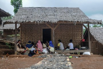 Rumah Baduy Mualaf