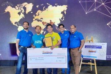 Tata Indonesia rebut juara adu cakap teknisi global