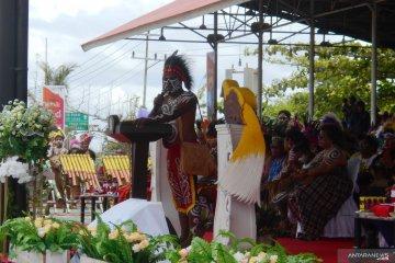 Bank Papua bantu penyelenggaraan festival BMW Rp114 juta