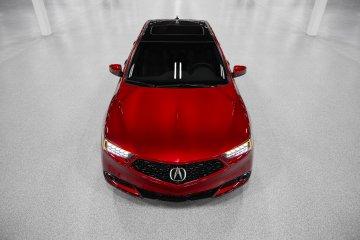 Acura TLX PMC akan tiba di diler AS pekan ini