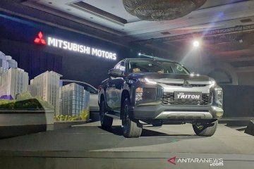 Mitsubishi Motors perkenalkan New Triton untuk pasar Indonesia