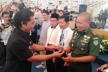 BNNP Banten beri penghargaan