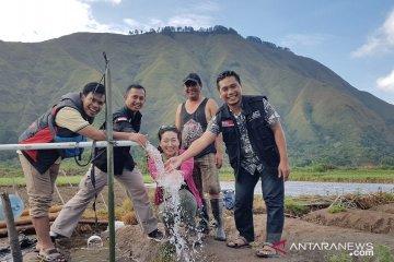 Pipanisasi air di Sembalun-Lombok dibangun bersama ACT-Jepang