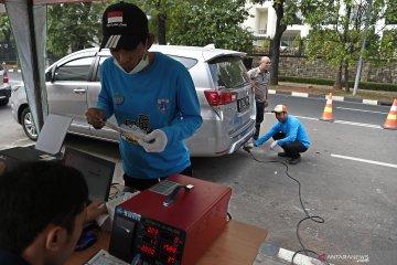 Dinas LH DKI Jakarta imbau uji emisi kendaraan setiap enam bulan
