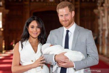 Pangeran Harry dan Meghan buat yayasan dengan nama anak