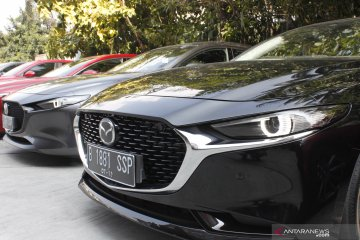 Mazda 3 digadang-gadang jadi andalan ketiga penjualan di Indonesia